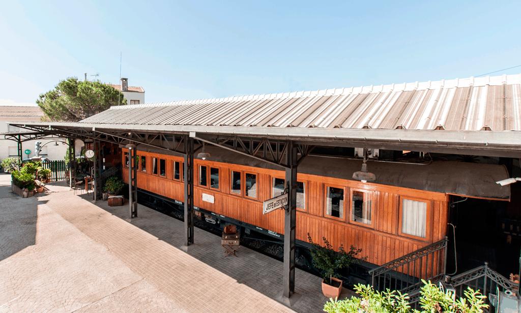VAGÓN 1931 - El vagón de Beni